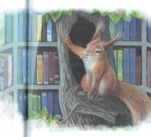 Illustration aus dem Buch Kalle Katteker